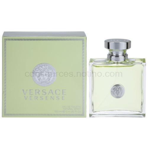 Versace Versense 100 ml toaletní voda