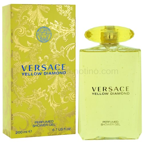Versace Yellow Diamond 200 ml sprchový gel