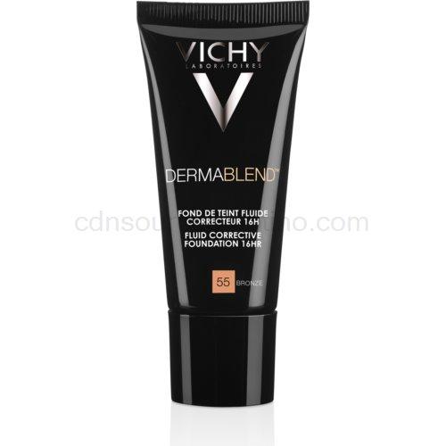 Vichy Dermablend Dermablend korekční make-up SPF 35 odstín 55 Bronze 30 ml