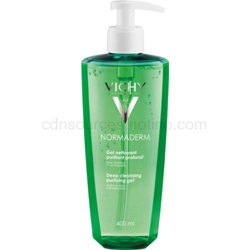 Vichy Normaderm Normaderm čisticí gel pro stárnoucí pleť s nedokonalostmi 400 ml