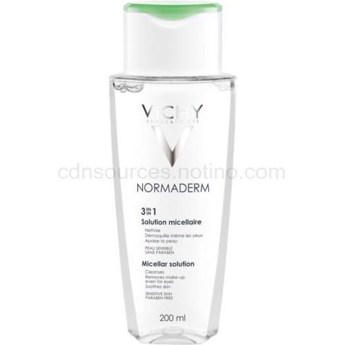Vichy Normaderm Normaderm micelární čisticí voda pro mastnou a problematickou pleť 200 ml
