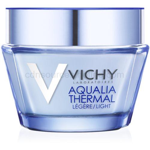 Vichy Aqualia Thermal Light lehký hydratační denní krém pro normální až smíšenou pleť 50 ml