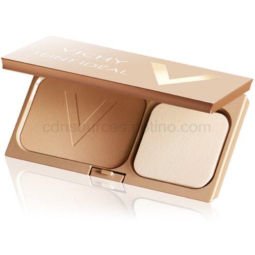 Vichy Teint Idéal rozjasňující kompaktní pudr pro ideální odstín pleti odstín 2 Medium SPF 25 9,5 g
