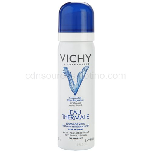 Vichy Eau Thermale mineralizující termální voda (Rich in 15 Minerals, Stronger Barrier, Healthier Looking Skin) 50 ml