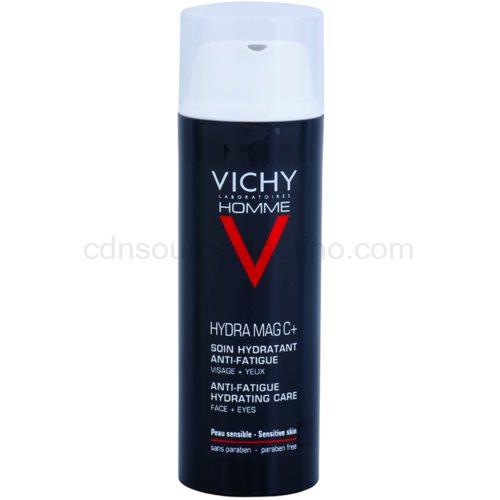 Vichy Homme Hydra-Mag C hydratační péče proti známkám únavy na pleť a oční okolí (Hypoallergenic) 50 ml