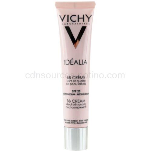 Vichy Idéalia Idéalia BB krém pro bezchybný a sjednocený vzhled pleti SPF 25 odstín Medium (Ideal Skin Quality and Complexion) 40 ml