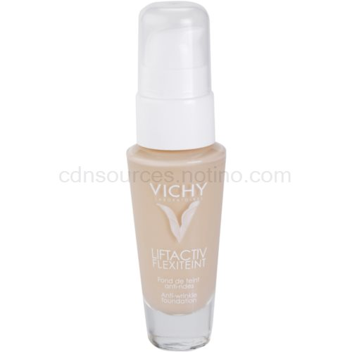 Vichy Liftactiv Flexiteint omlazující make-up s liftingovým efektem odstín 15 Opal SPF 20 (Anti-Wrinkle Foundation) 30 ml