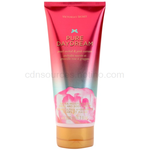 Victoria's Secret Pure Daydream 200 ml Pearl Orchid and Pink Currant tělový krém
