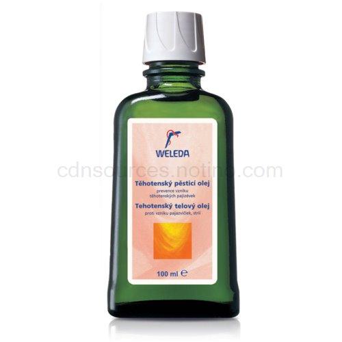 Weleda Pregnancy and Lactation těhotenský pěsticí olej na strie (Stretch Mark Massage Oil) 100 ml