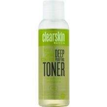 Deep cleansing facial toner