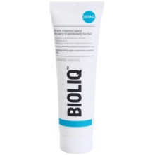 Bioliq Dermo Regenerating Night Cream For Acne Skin