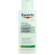 eucerin dermocapillaire shampoo gegen trockene schuppen. Black Bedroom Furniture Sets. Home Design Ideas