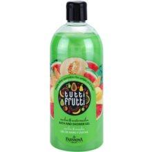 Farmona Tutti Frutti Melon Watermelon żel Do Kąpieli I Pod