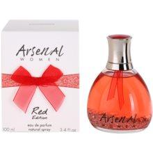Gilles Cantuel Arsenal Women Red Edition Eau de Parfum for Women