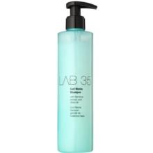 Shampoo per capelli mossi