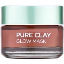 L'Oréal Paris Pure Clay maschera esfoliante