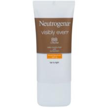 Neutrogena Visibly Even hydratační BB krém SPF 30
