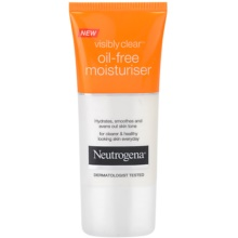 Neutrogena Visibly Clear Oil-free Moisturiser Hydraterende Crème