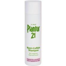 plantur 21 nutri koffein shampoo fà r gefà rbtes und geschà digtes