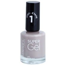 rimmel gel step 1 vernis 224 ongles gel sans le uv led notino fr