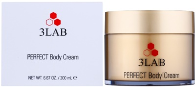 3Lab Body Care crema corporal rejuvenecedora 2
