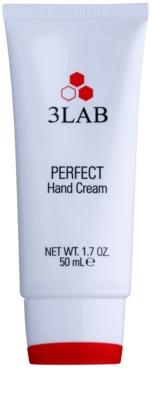 3Lab Body Care krém pro zjemnění, vyhlazení a hydrataci rozpraskaných rukou