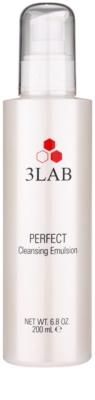 3Lab Cleansers & Toners emulsie pentru curatare pentru toate tipurile de ten, inclusiv piele sensibila