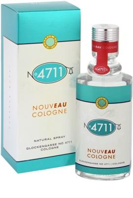 4711 Nouveau Cologne kölnivíz unisex