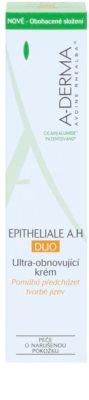 A-Derma Epitheliale A.H. Duo ultra-obnovující krém proti tvorbě jizev na obličej a tělo 2