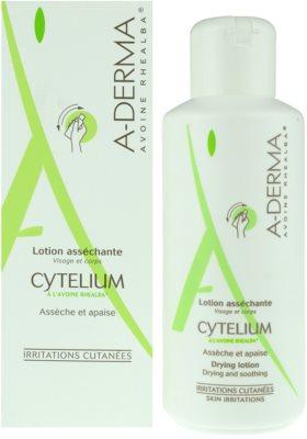A-Derma Cytelium lapte reparator pentru piele uscata 1
