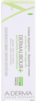 A-Derma Dermalibour+ crema regeneradora para pieles irritadas 3