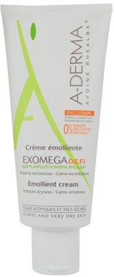 A-Derma Exomega krém  nagyon száraz, érzékeny és atópiás bőrre