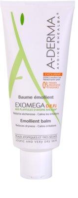 A-Derma Exomega balsam do ciała do skóry suchej i atopowej