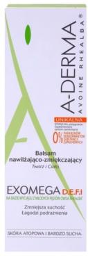 A-Derma Exomega balsam pentru corp pentru piele foarte sensibila sau cu dermatita atopica 2
