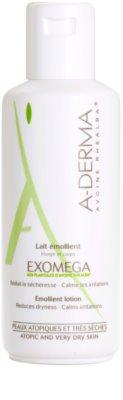 A-Derma Exomega lotiune de corp pentru piele foarte sensibila sau cu dermatita atopica