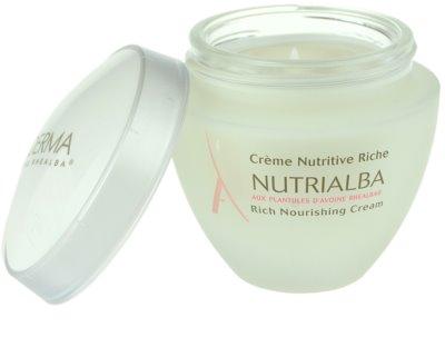 A-Derma Nutrialba vyživující krém pro velmi suchou pleť 3
