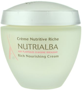 A-Derma Nutrialba creme nutritivo para pele muito seca
