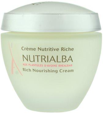 A-Derma Nutrialba поживний крем для дуже сухої шкіри