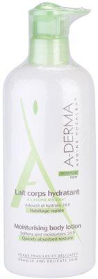 A-Derma Original Care hydratačné telové mlieko