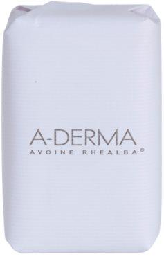 A-Derma Original Care дерматологічне очищаюче мило для чутливої та подразненої шкіри 1