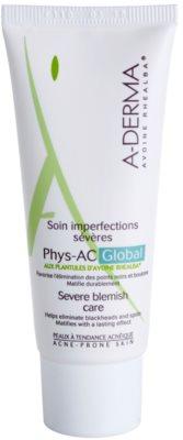 A-Derma Phys-AC Global ingrijire completa pentru ten acneic