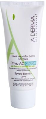 A-Derma Phys-AC Global teljeskörű ápolás problémás és pattanásos bőrre