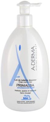 A-Derma Primalba Bébé čistiace mlieko pre deti