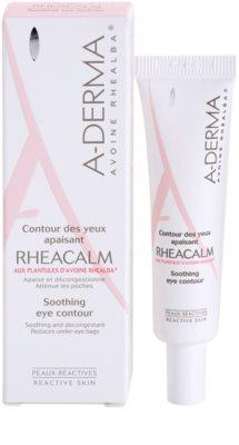 A-Derma Rheacalm zklidňující oční krém 2