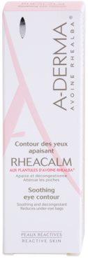 A-Derma Rheacalm zklidňující oční krém 3