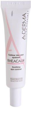 A-Derma Rheacalm nyugtató szemkörnyékápoló krém
