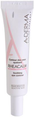 A-Derma Rheacalm zklidňující oční krém