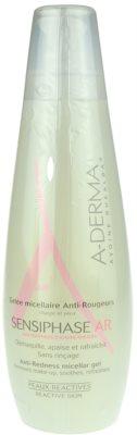 A-Derma Sensiphase AR čisticí gel pro citlivou pleť se sklonem ke zčervenání