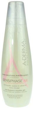 A-Derma Sensiphase AR tisztító gél Érzékeny, bőrpírra hajlamos bőrre