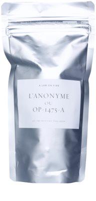 A Lab on Fire L'Anonyme ou OP-1475-A toaletní voda unisex